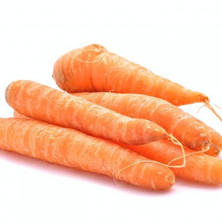 bio organic carrots