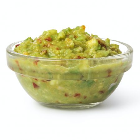 Bowl with Guacamole