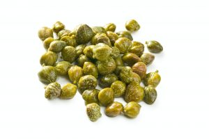green capers